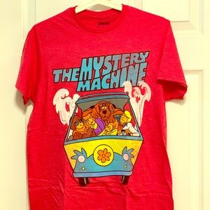 Tops - Scooby Doo Graphic T- shirt size small